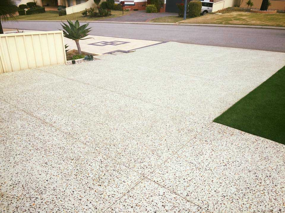 How Much Is An Exposed Aggregate Driveway Cost In 2020